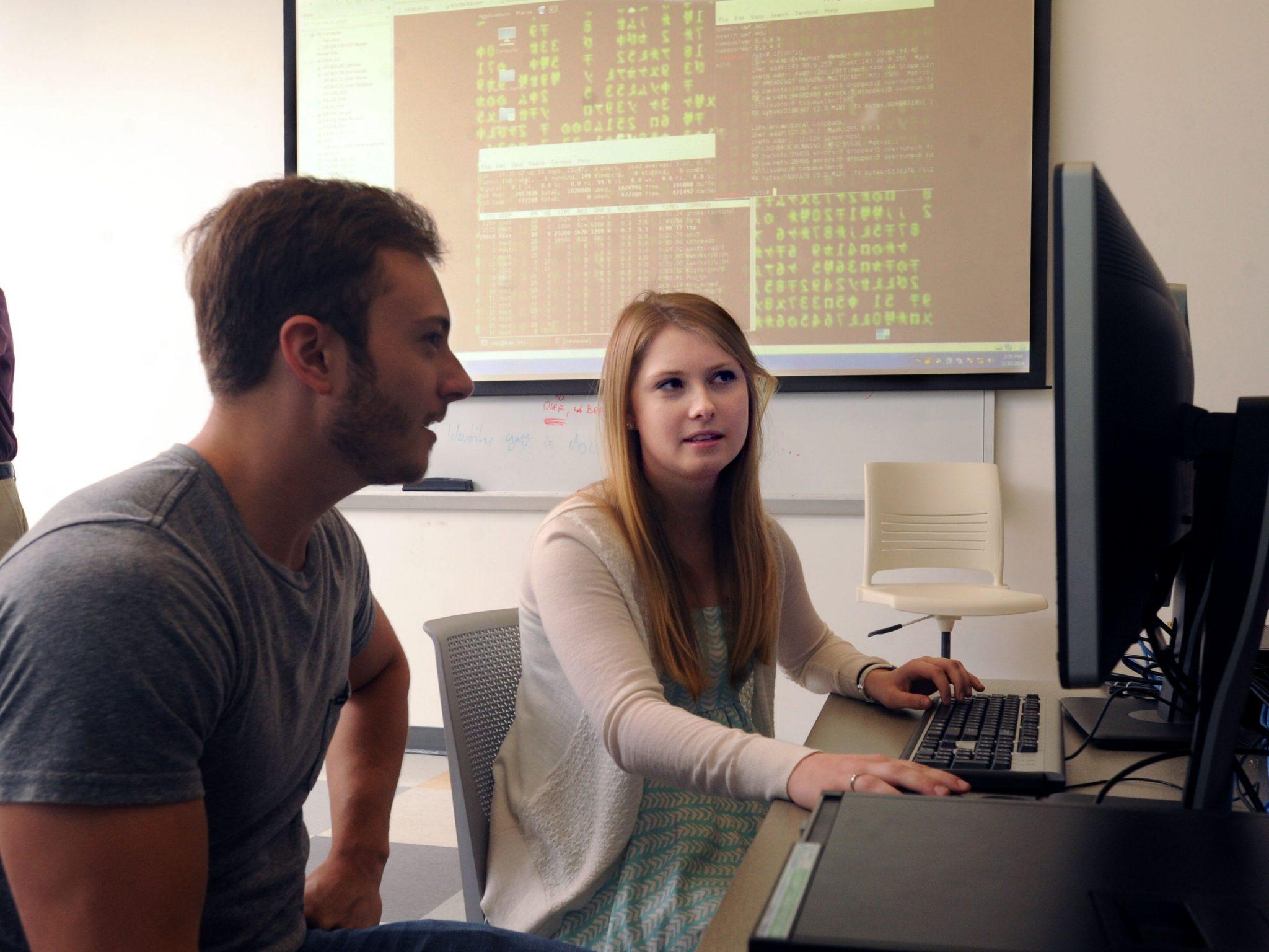 Uwf Cybersecurity Graduate Program Earns Professional