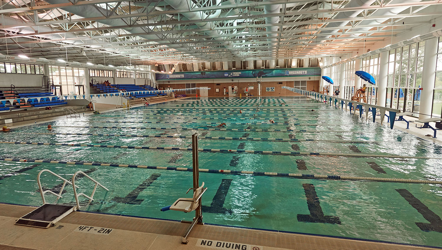 uwf aquatic center to host public expo and open house university of west florida newsroom