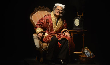 The University of West Florida's theatrical and spirited version of A Christmas Carol puts the phantasmagoric qualities of Charles Dickens' classic tale center stage. A swirling, dancing chorus of ghosts that weave through this uplifting holiday story of redemption, magic and hope.