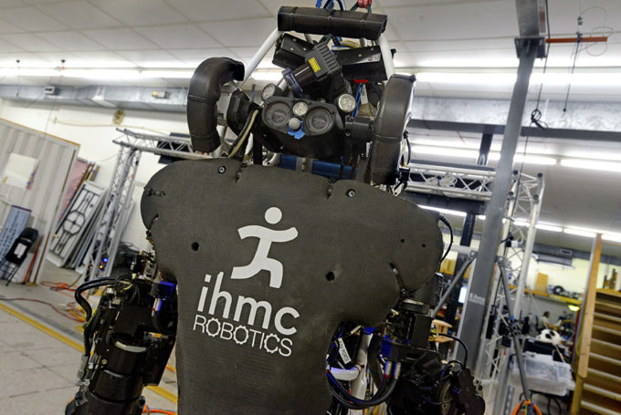 UWF partners with IHMC to develop first intelligent systems and robotics Ph.D. in Florida