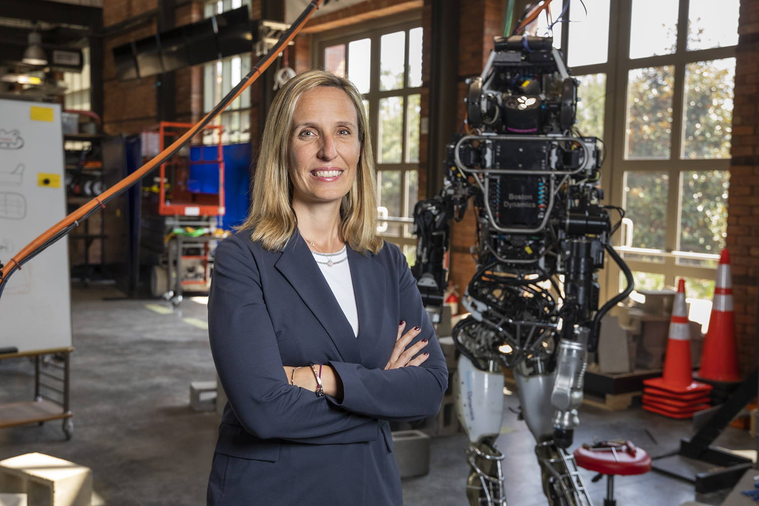 Inaugural Director of the Ph.D. in Intelligent Systems and Robotics Dr. Kristen Brent Venable at IHMC