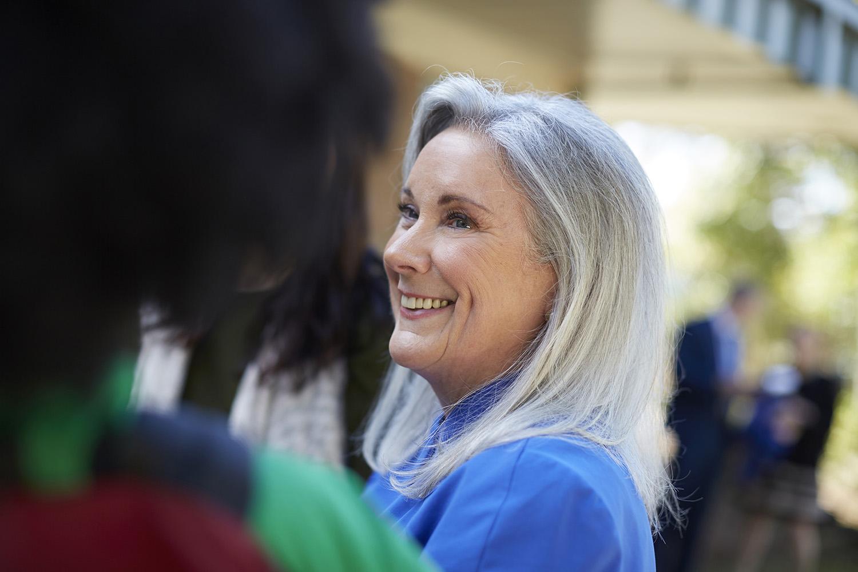 UWF President Martha D. Saunders