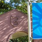 UWF Nautilus Shell Flag
