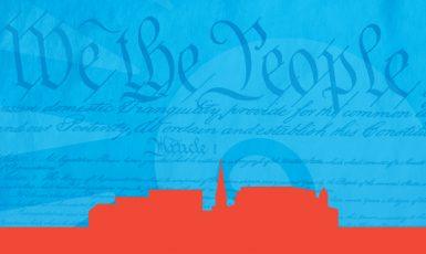 Seligman First Amendment Lecture Series art