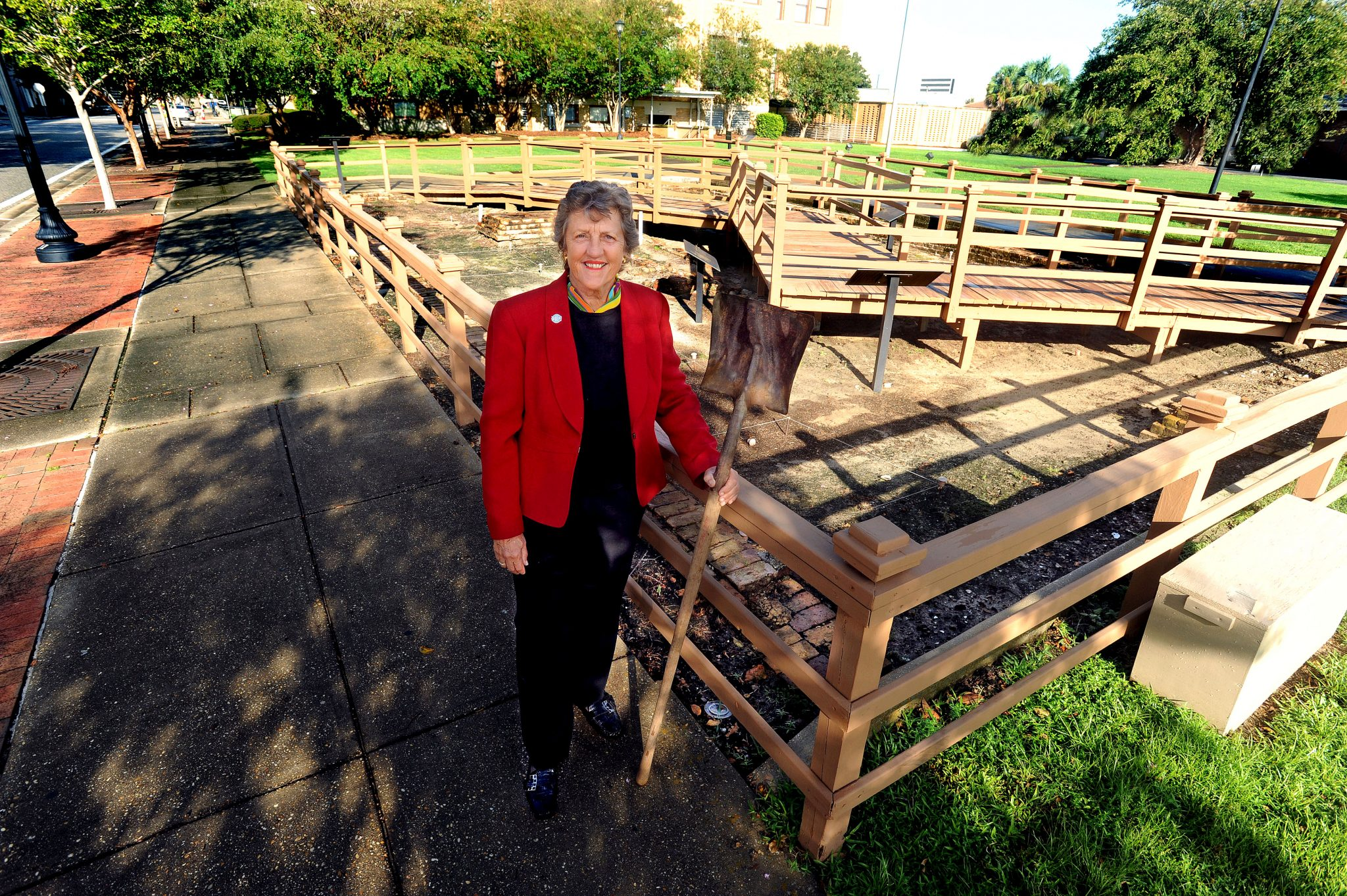 President Emeritus Judy Bense