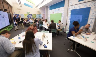 University of West Florida Innovation Institute Design Thinking Workshop