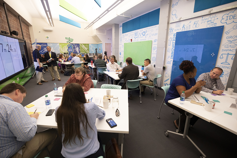 University of West FloridaInnovation Institute Design Thinking Workshop