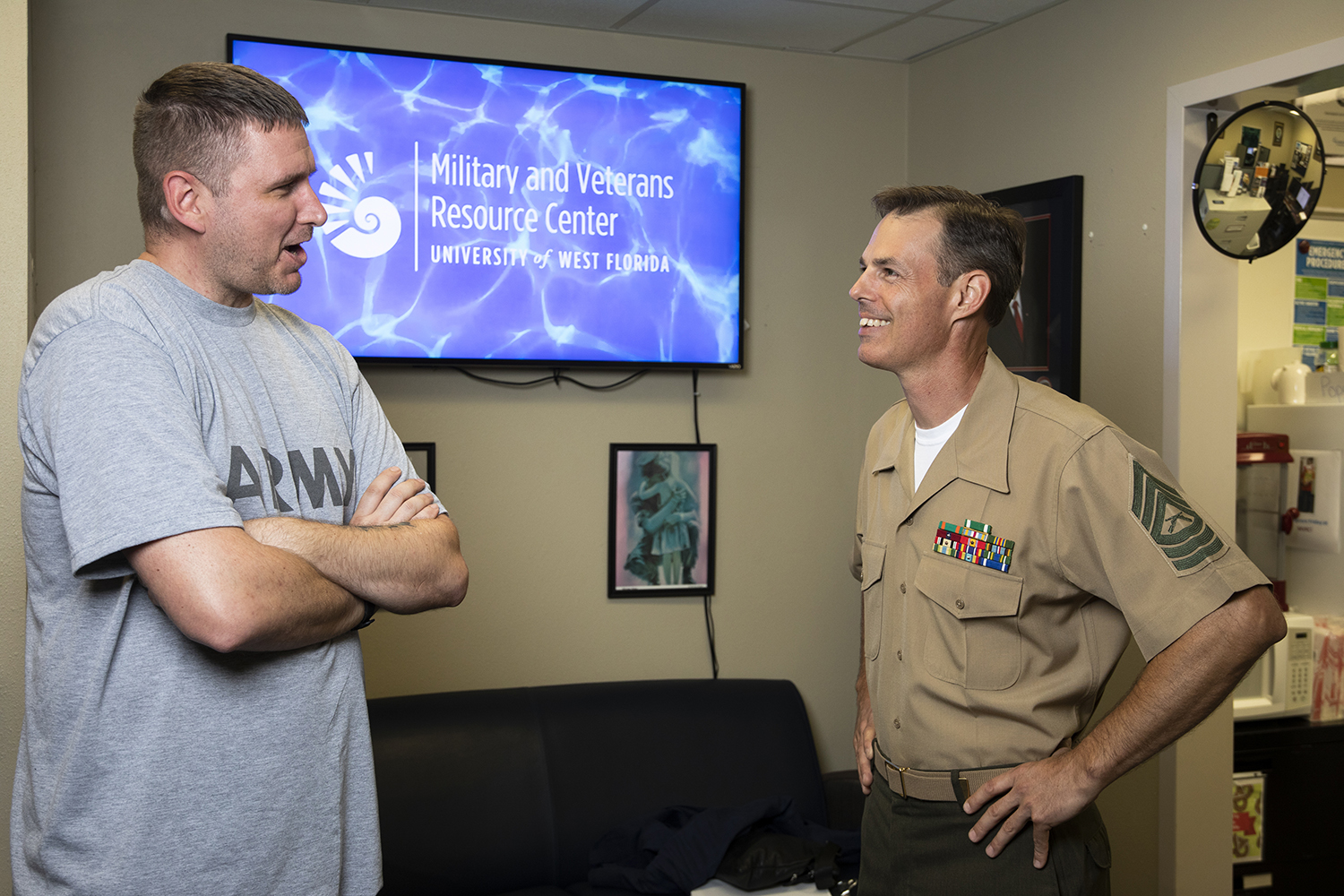 Military and Veterans Resource Center at UWF