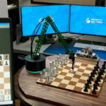 Chess Robot designed by UWF students