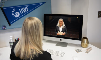 The annual State of the University Address will be held virtually for the 2020-21 school year, with multiple ways to stream the event on laptops, Smart TV's or mobile devices.