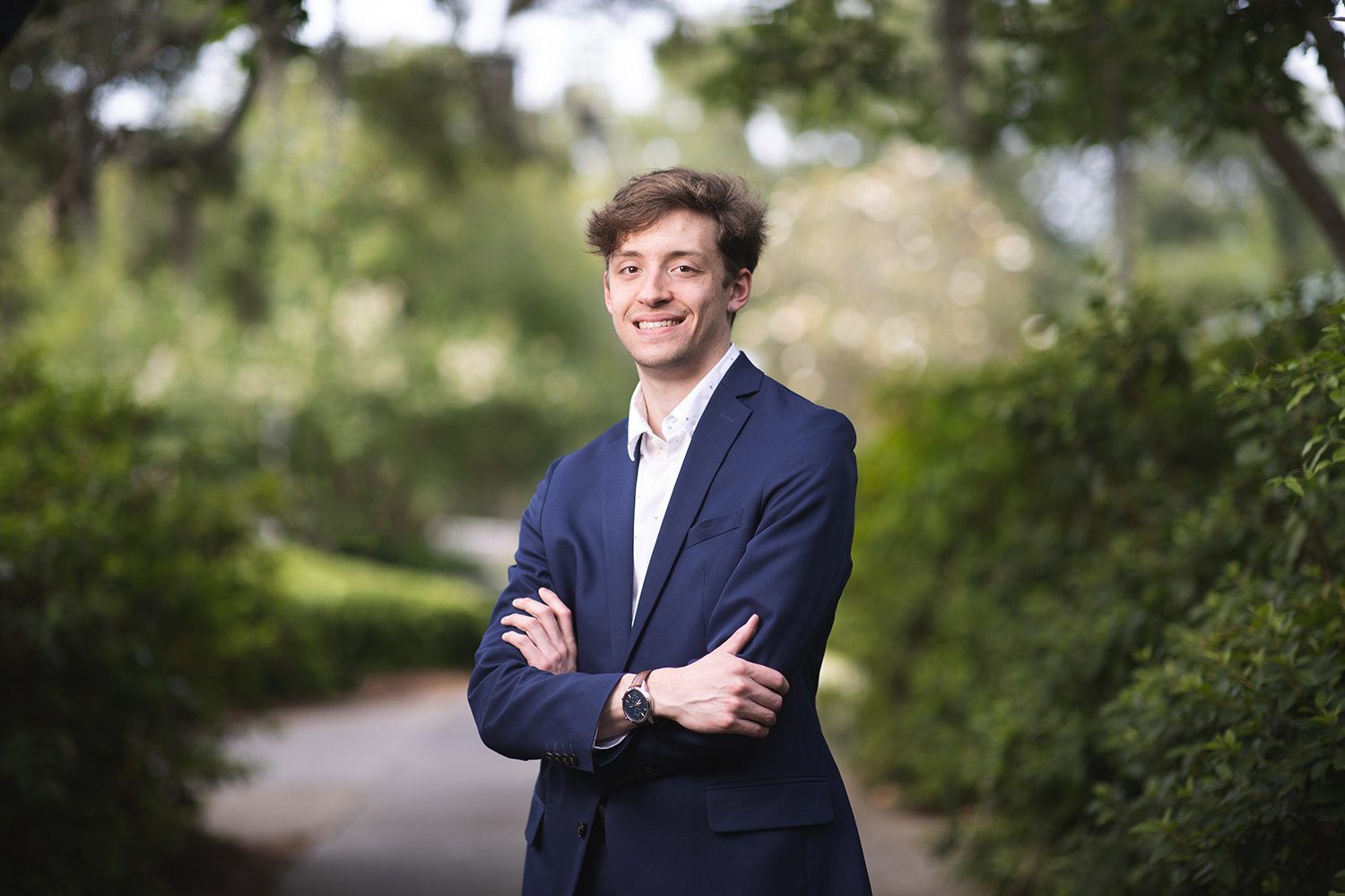Nathan Thrower, senior professional accountancy and finance double major, accepted an offer for an accountant position at Andrews Research and Education Foundation upon completion of his Fall 2020 internship.