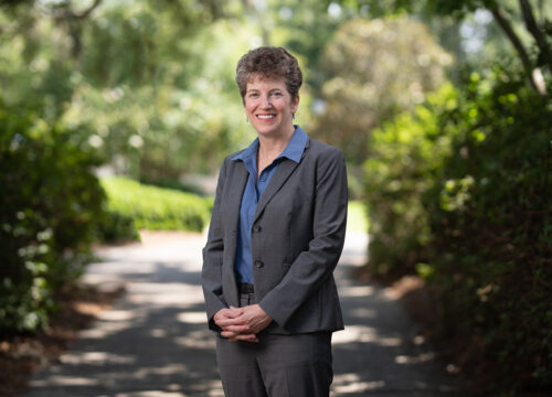 UWF General Counsel Susan Woolf